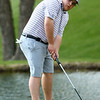 5-2-18<br /> WHS vs KHS boys golf<br /> Western 3 Levi Purtee<br /> Kelly Lafferty Gerber | Kokomo Tribune