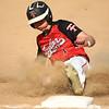 5-1-18<br /> Taylor vs Eastern baseball<br /> Taylor's Wynn Takacs slides to third.<br /> Kelly Lafferty Gerber   Kokomo Tribune