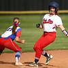 5-16-18<br /> Kokomo vs Cass softball<br /> Cass' Kadie Cornell makes it to second.<br /> Kelly Lafferty Gerber | Kokomo Tribune