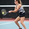 5-16-18<br /> Girls sectional tennis<br /> Western 3 singles Lauren Clearwaters<br /> Kelly Lafferty Gerber | Kokomo Tribune