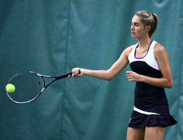5-18-18<br /> Northwestern girls tennis sectional<br /> 1 singles Madison Layden<br /> Kelly Lafferty Gerber | Kokomo Tribune