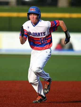 5-25-18<br /> Kokomo vs Harrison baseball<br /> <br /> Kelly Lafferty Gerber | Kokomo Tribune