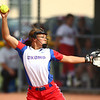 5-16-18<br /> Kokomo vs Cass softball<br /> Kokomo's Lauryn Hicks pitches.<br /> Kelly Lafferty Gerber | Kokomo Tribune