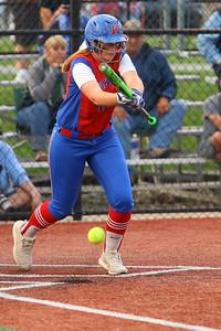 Sec softball KHS vs Zionsville