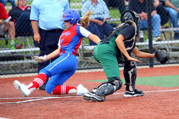 Sec softball KHS vs Zionsville