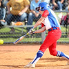 5-16-18<br /> Kokomo vs Cass softball<br /> Kokomo's Whitney Pierce bats.<br /> Kelly Lafferty Gerber | Kokomo Tribune
