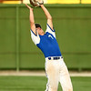 5-26-18<br /> Eastern vs Tipton baseball<br /> Tipton's Chase London makes the catch for an out.<br /> Kelly Lafferty Gerber | Kokomo Tribune