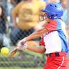 5-16-18<br /> Kokomo vs Cass softball<br /> Kokomo's Olivia Branch bats.<br /> Kelly Lafferty Gerber | Kokomo Tribune