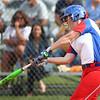 5-16-18<br /> Kokomo vs Cass softball<br /> Kokomo's Savannah Emmons bats.<br /> Kelly Lafferty Gerber | Kokomo Tribune