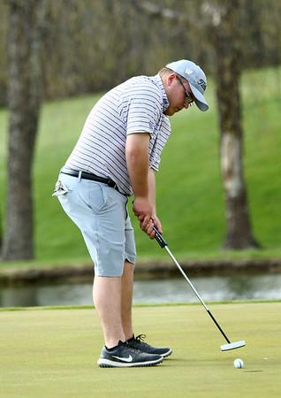 5-2-18<br /> WHS vs KHS boys golf<br /> Western 3 Levi Purtee<br /> Kelly Lafferty Gerber   Kokomo Tribune