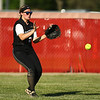 5-24-18<br /> Western vs Twin Lakes softball<br /> Chase Epp goes after the ball.<br /> Kelly Lafferty Gerber | Kokomo Tribune