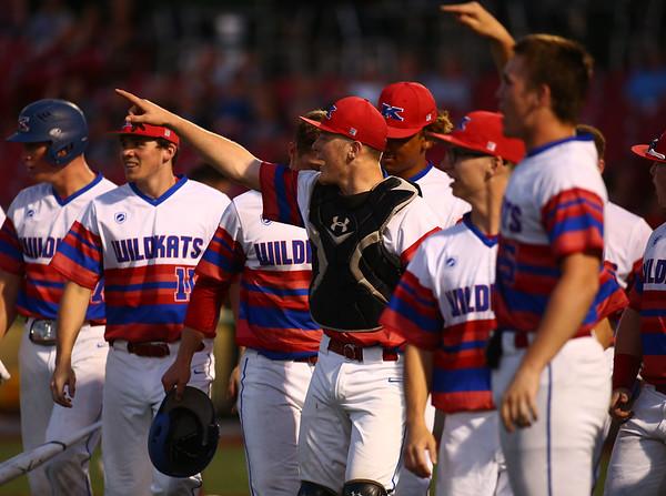 5-23-18<br /> Kokomo vs McCutcheon baseball<br /> <br /> Kelly Lafferty Gerber | Kokomo Tribune