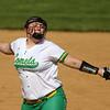 5-9-18<br /> Eastern vs Western softball<br /> Eastern's Hayden Helton pitches.<br /> Kelly Lafferty Gerber | Kokomo Tribune