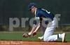 Alex Kriss- 2nd baseman