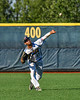 Niagara Power David Wessells (17) warming up for the New York Collegiate Baseball League (NYCBL)/Atlantic Collegiate Baseball League (ACBL) All-Star Game at the Onondaga Community College Turf Field in Syracuse, New York on Monday, July 9, 2018.
