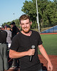 National Anthem Singer before the New York Collegiate Baseball League (NYCBL)/Atlantic Collegiate Baseball League (ACBL) All-Star Game at the Onondaga Community College Turf Field on Monday, July 9, 2018.