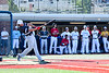 Sherrill Silversmiths Chris Turco (6) participating in the Home Run Derby at the New York Collegiate Baseball League (NYCBL)/Atlantic Collegiate Baseball League (ACBL) All-Star Game on the Onondaga Community College Turf Field in Syracuse, New York on Monday, July 9, 2018.