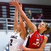Basketball Girls Winamac vs Cass