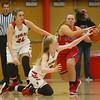 11-7-18<br /> Taylor vs Kokomo girls basketball<br /> <br /> Kelly Lafferty Gerber | Kokomo Tribune