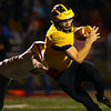 11-16-18<br /> Pioneer vs Adams Central semistate football<br /> Pioneer's Jack Kiser runs the ball.<br /> Kelly Lafferty Gerber | Kokomo Tribune