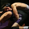 11-28-18<br /> Western vs Northwestern wrestling<br /> Western's Justin Brantley takes down NW's Silas Phillips in the 113.<br /> Kelly Lafferty Gerber | Kokomo Tribune