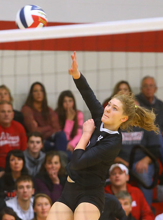 11-17-18<br /> IUK vs Saint Xavier volleyball<br /> <br /> Kelly Lafferty Gerber   Kokomo Tribune