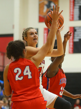 11-7-18<br /> Taylor vs Kokomo girls basketball<br /> <br /> Kelly Lafferty Gerber | Kokomo Tribune