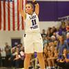 11-10-18<br /> Northwestern vs Carmel girls basketball<br /> Katie Neher puts up a shot.<br /> Kelly Lafferty Gerber | Kokomo Tribune