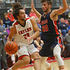 11-27-18<br /> Taylor vs Lewis Cass boys basketball<br /> <br /> Kelly Lafferty Gerber | Kokomo Tribune