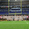 Pioneer beat North Vermillion in the Class A State Finals 60-0 on Nov. 24, 2018 at Lucas Oil Stadium.<br /> Tim Bath | Kokomo Tribune