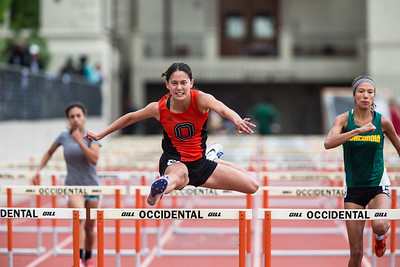 Occidental College Athletics Track and Field
