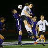 Western HS boys soccer team defeated Northwestern's 2-1 during the sectional final on Oct. 6, 2018.<br /> Tim Bath | Kokomo Tribune
