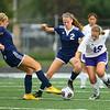 10-2-18<br /> Northwestern vs Lafayette Central Catholic girls soccer sectional<br /> <br /> Kelly Lafferty Gerber | Kokomo Tribune