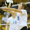 10-13-18<br /> Northwestern vs Maconaquah sectional volleyball<br /> <br /> Kelly Lafferty Gerber | Kokomo Tribune