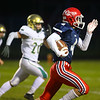 10-19-18<br /> Cass vs Eastern football<br /> Cass' Easton Good runs the ball.<br /> Kelly Lafferty Gerber | Kokomo Tribune