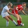 10-4-18<br /> Kokomo vs Logansport girls soccer<br /> <br /> Kelly Lafferty Gerber | Kokomo Tribune
