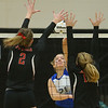 10-20-18<br /> Tipton vs Clinton Prairie regional volleyball semi-final<br /> <br /> Kelly Lafferty Gerber | Kokomo Tribune