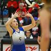 10-20-18<br /> Tipton vs Clinton Prairie regional volleyball semi-final<br /> <br /> Kelly Lafferty Gerber | Kokomo Tribune