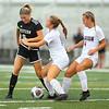 10-6-18<br /> Western vs Marion girls soccer sectional championship<br /> <br /> Kelly Lafferty Gerber | Kokomo Tribune