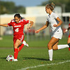 10-4-18<br /> Kokomo vs Logansport girls soccer<br /> <br /> Kelly Lafferty Gerber | Kokomo Tribune