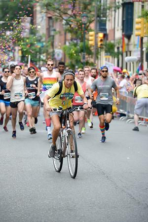 2018 Philadelphia Pride Run 5K