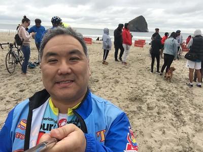 2018 Reach the Beach - 82 miles