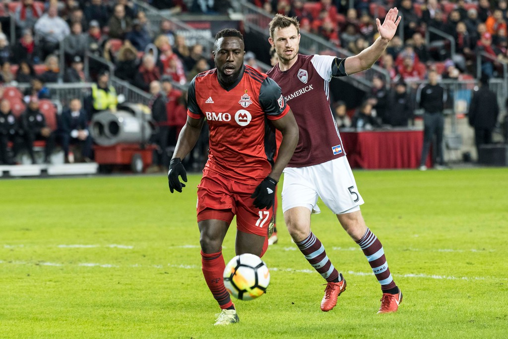 TORONTO FC vs COLORADO RAPIDS - CONCACAF Champions League 2018