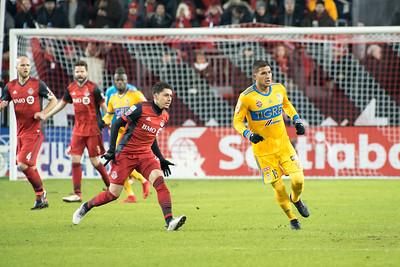 TORONTO FC vs Tigres UANL - CONCACAF Champions League 2018