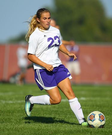 9-13-18<br /> Western vs Northwestern girls soccer<br /> <br /> Kelly Lafferty Gerber | Kokomo Tribune
