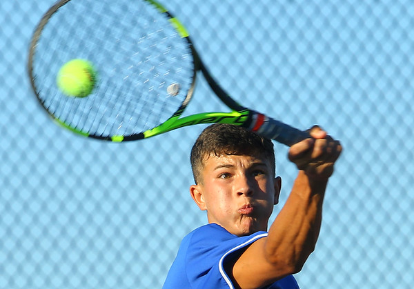KHS Tennis - Elkin