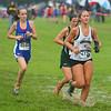 9-8-18<br /> Cross Country at Mac<br /> Western's Megan Hampshire<br /> Kelly Lafferty Gerber | Kokomo Tribune
