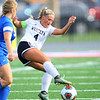 Soccer action between KHS and WHS on Sept. 25, 2018.<br /> Tim Bath | Kokomo Tribune
