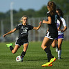 9-13-18<br /> Western vs Northwestern girls soccer<br /> Western's Ella Biggs.<br /> Kelly Lafferty Gerber | Kokomo Tribune
