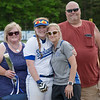 Senior Taylor Carpenter and family iwth Coach Hand